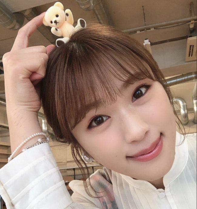 渋谷凪咲の熱愛彼氏が過去に流出?かわいい水着画像やカップは?